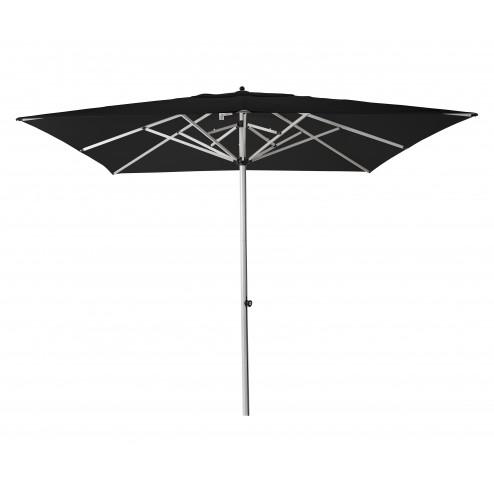 Presto parasol 330*330cm. zwart
