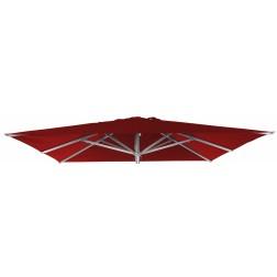 Lona Roja para Patio (300*300cm)