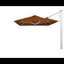 Prostor P7 muurparasol 250*250cm terra cotta